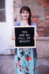 Jill Simons - Embrace beauty, be a light