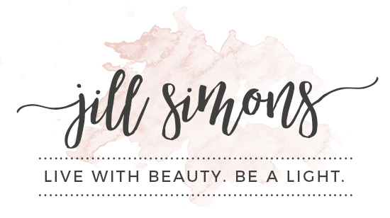 Jill Simons - Live with Beauty, Be a Light