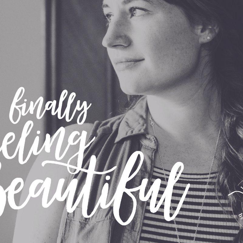 Finally Feeling Beautiful - JillSimons.com
