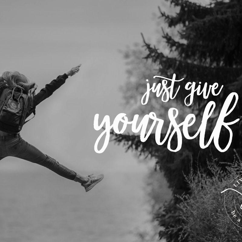 JillSimons.com - Give Yourself